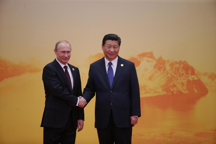 Владимир Путин: Россия готова развивать торгово-экономические связи с другими странами