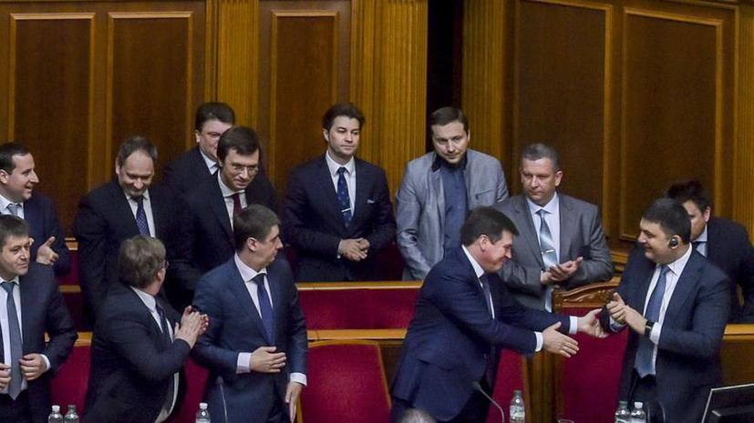 И вот пришёл Гройсман: всё, что нужно знать о новом правительстве Украины