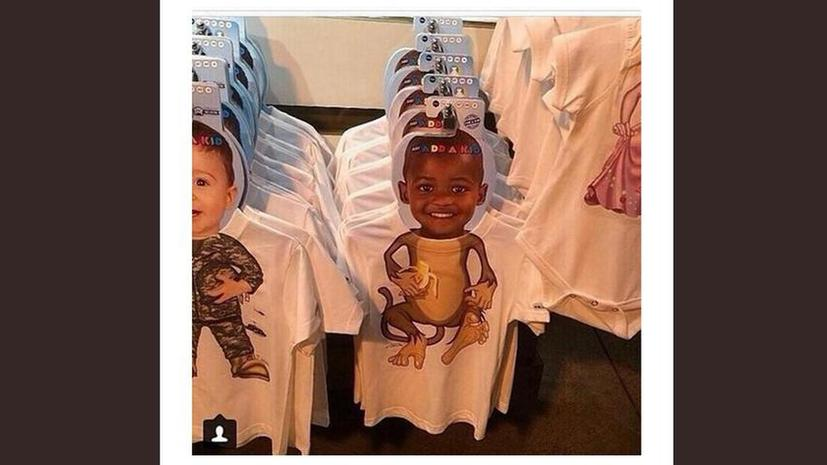 Производителей детской одежды обвинили в расизме