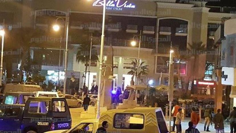 Злоумышленники открыли стрельбу у отеля в Хургаде, ранены иностранные туристы