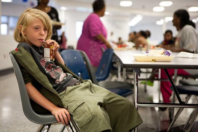 В США школьники отравились «на спор»