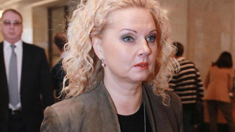 Госдума поддержала кандидатуру Татьяны Голиковой на пост главы Счётной палаты