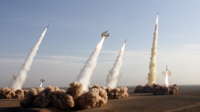 Иран признал передачу палестинцам технологии ракет дальнего действия