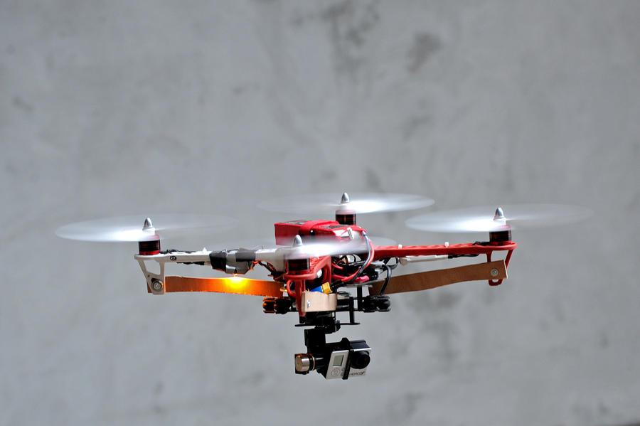 Чудеса техники: К 2040 году в военной авиации будут применять трансформеры, 3D-принтеры и суперклей
