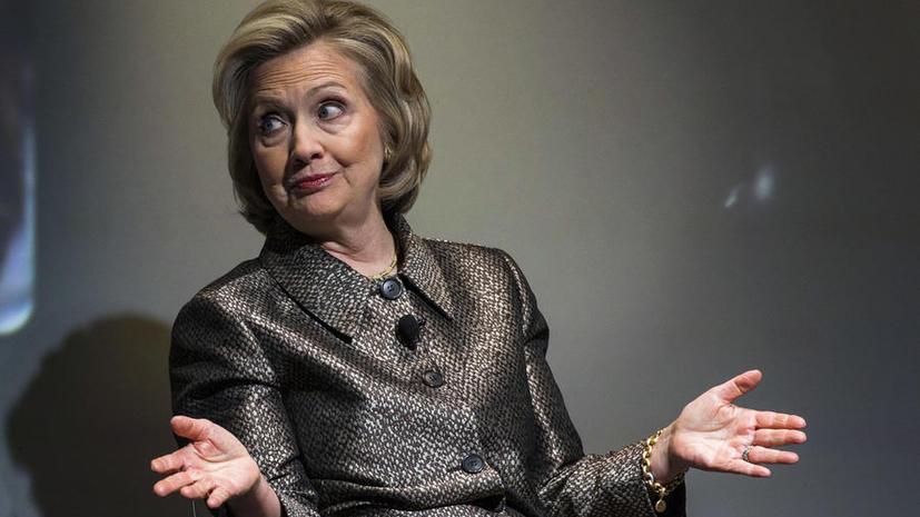 Подчинённые Хиллари Клинтон организовали клуб любителей RT