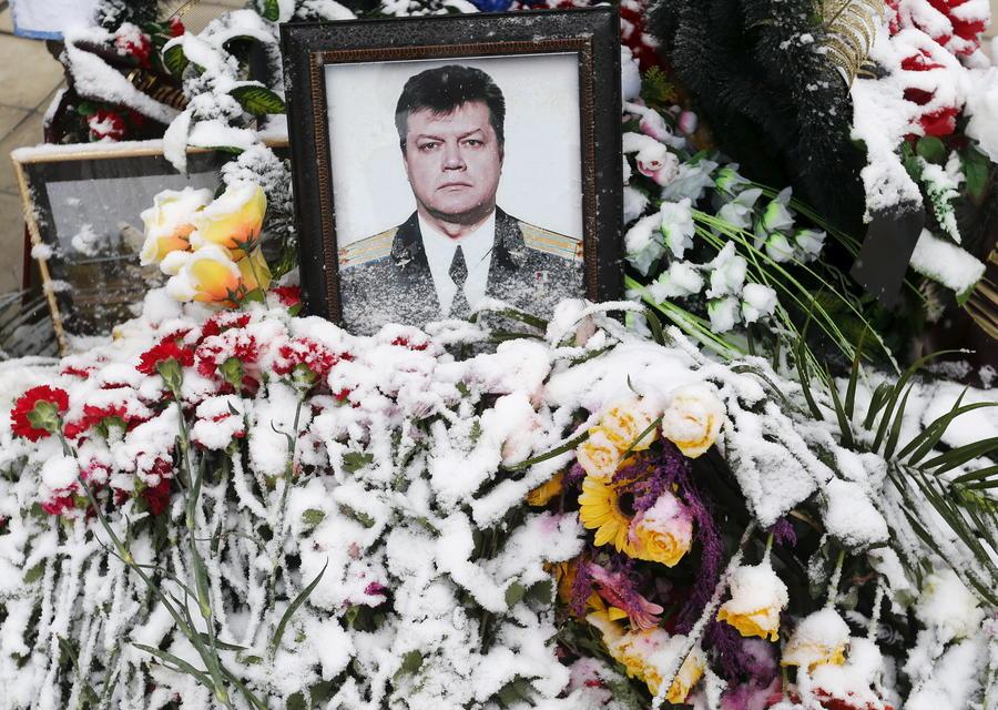 Имя погибшего в Сирии российского лётчика присвоят одному из истребителей Су-34
