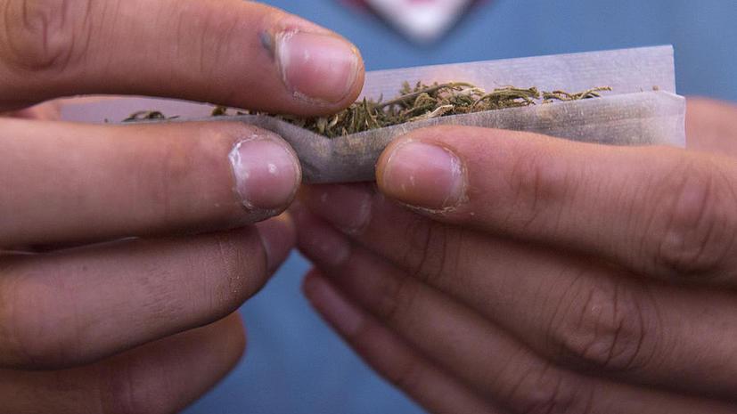Спортсменам разрешили курить марихуану