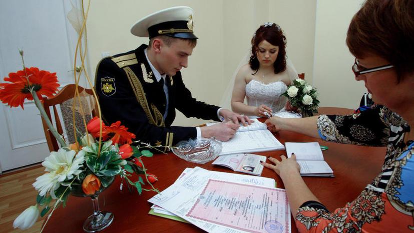 Российские ЗАГСы проверят образованность будущих молодожёнов