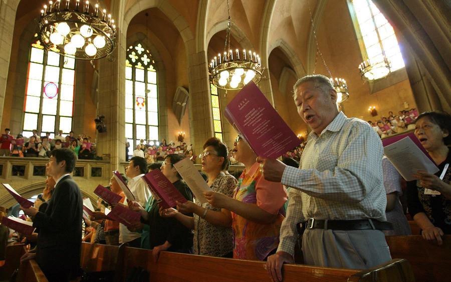 Эксперты: К 2025 году в Китае будет больше христиан, чем в США