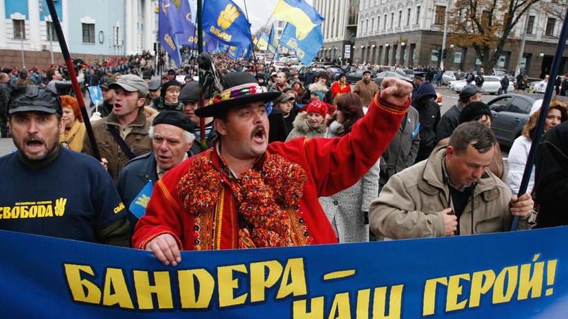 СМИ: В Хмельницкой области решили назвать улицы именами Бандеры, Петлюры и Шухевича