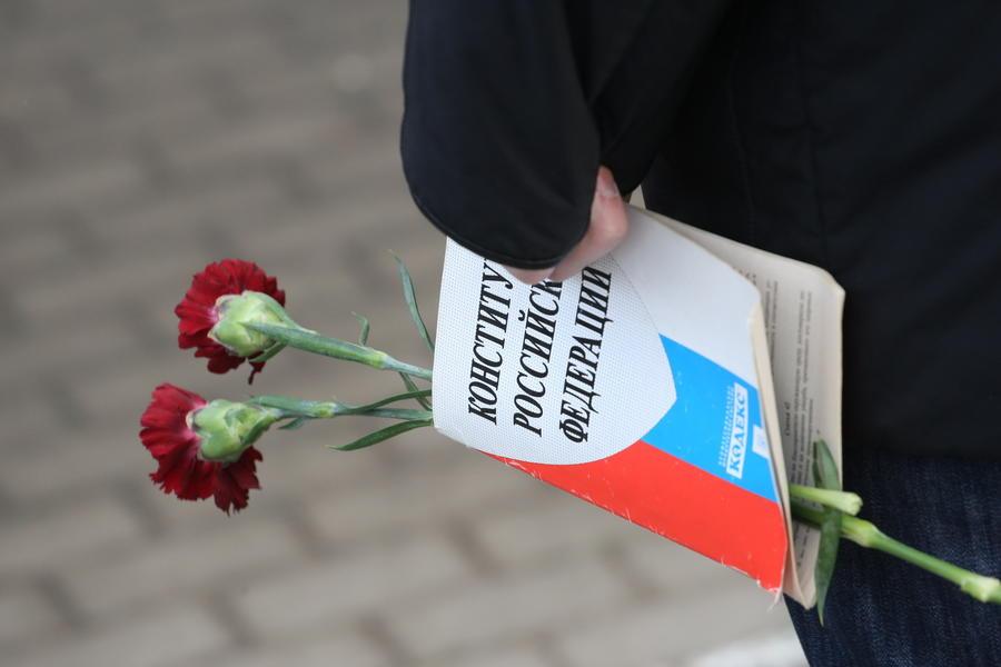 Депутаты планируют исключить из Конституции пункт о запрете государственной идеологии