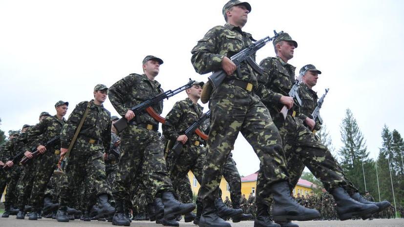 СМИ: Для украинцев служба в армии страшнее тюрьмы