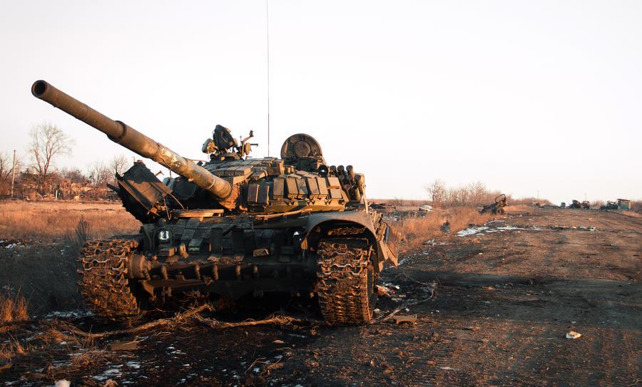 Все стороны конфликта на востоке Украины подписали план отвода тяжёлых вооружений