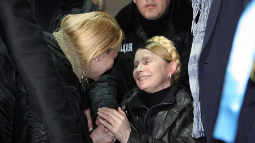Юлия Тимошенко будет баллотироваться на пост президента Украины