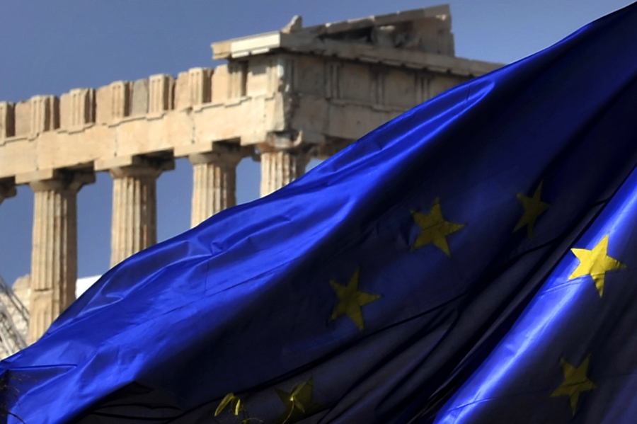 Целый год в одном слове: Grexit