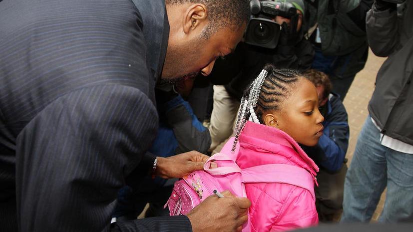 В Нью-Йорке трёхлетняя девочка пришла в детский сад с рюкзачком, набитым марихуаной