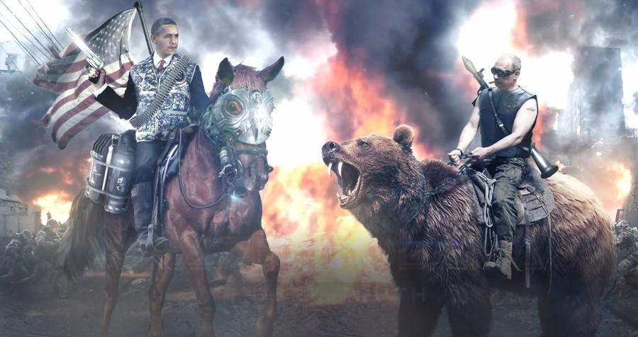СМИ: Владимир Путин и Барак Обама дадут отпор компьютерному Ленину