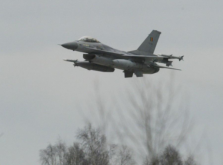 Шведские ВВС оказались не готовы подняться по тревоге