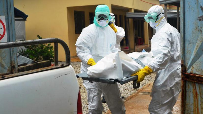 Вирусолог: Угрожает ли России эпидемия лихорадки Эбола