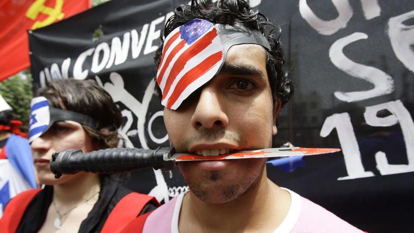 В США хотят принять пиратский закон