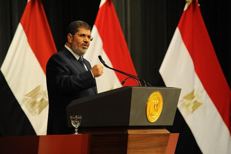 Президент Египта cогласен менять конституцию вместе с оппозицией
