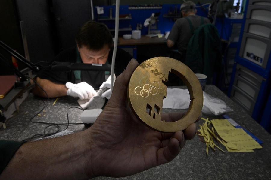 Американская газета оценила рыночную стоимость олимпийского золота