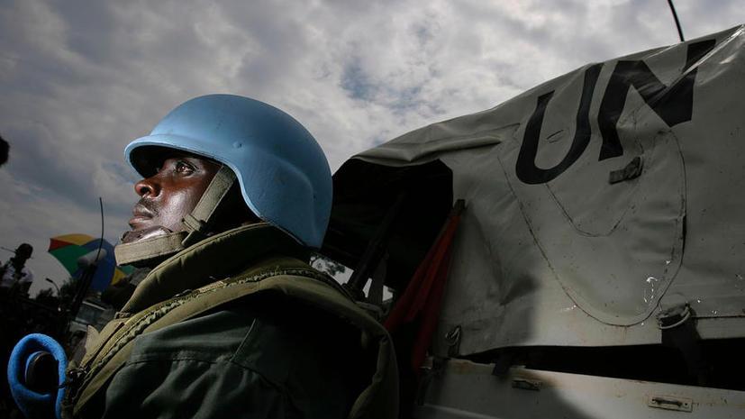 Генштаб Украины не исключает переброски на восток страны военных, задействованных в миссиях ООН