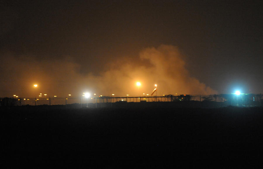 Боевики атаковали аэропорт пакистанского города Карачи