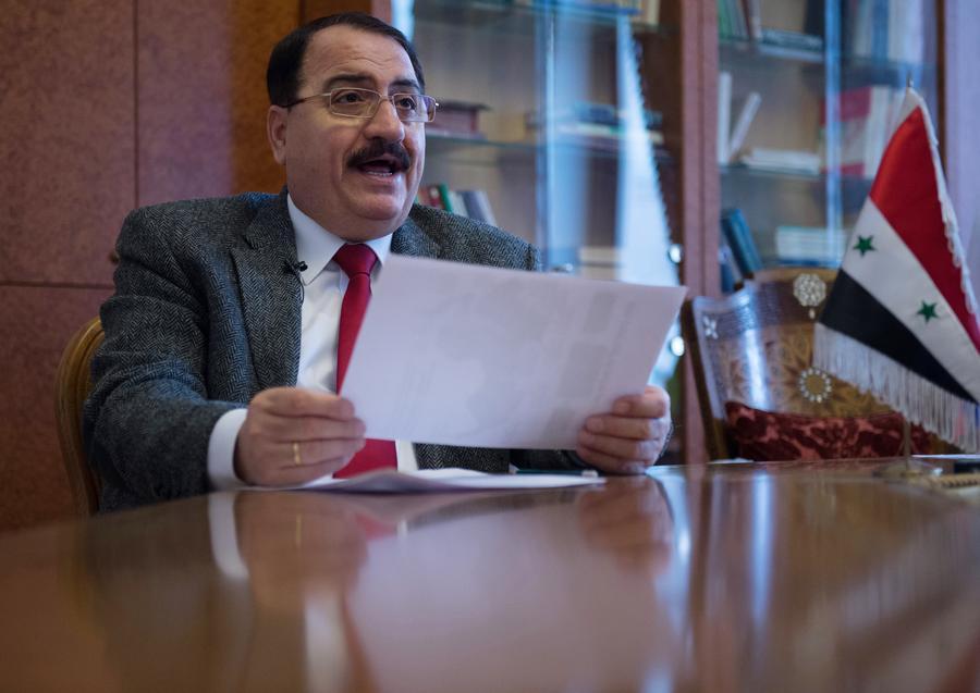 Посол Сирии: Большая часть химического оружия будет вывезена из страны до 1 марта