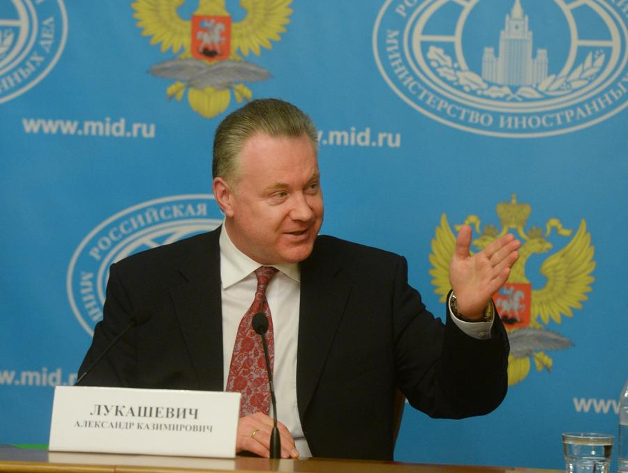 МИД: Россия предпринимает максимум для скорейшей организации заседания Контактной группы по Украине
