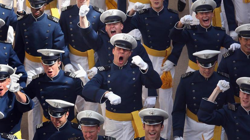 В Академии ВВС США начато расследование массовых случаев изнасилований и употребления наркотиков