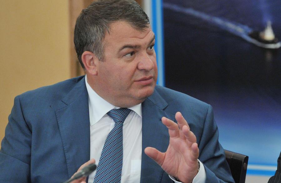 Обвинение Анатолию Сердюкову будет предъявлено в течение десяти дней
