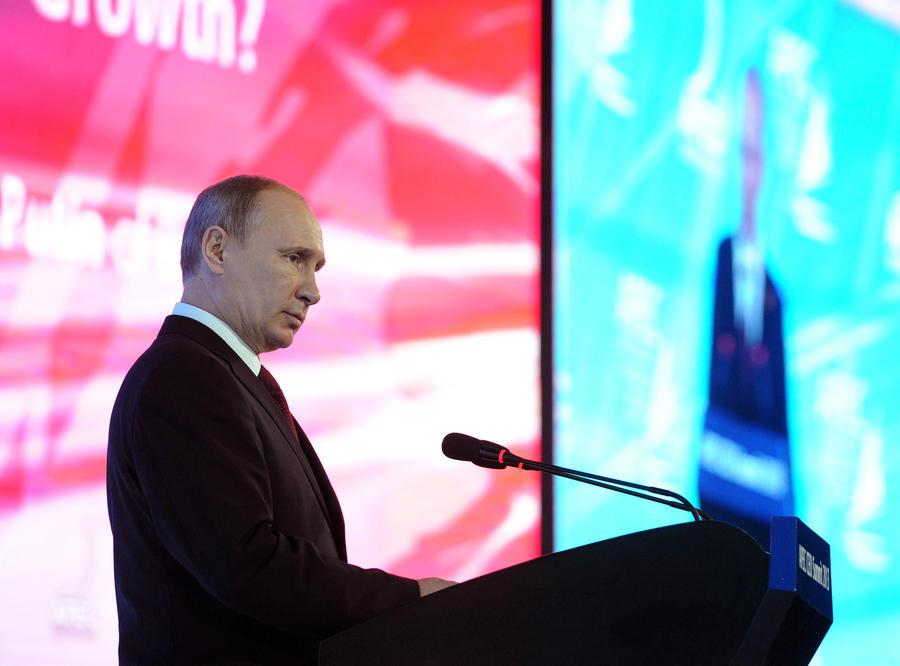 Владимир Путин: У США и России есть общие цели по стабилизации ситуации в Сирии