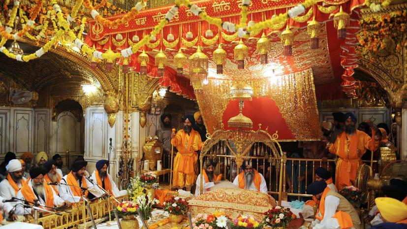 Индийским храмам придётся отчитаться о золотых запасах