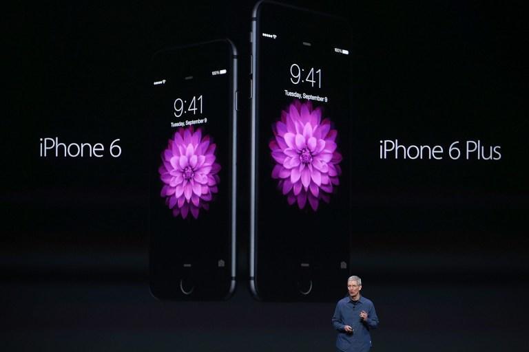 Новый iPhone 6: в России через две недели