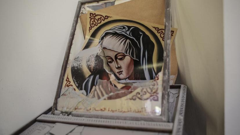 Боевики в Сирии похитили 13 христианских монахинь