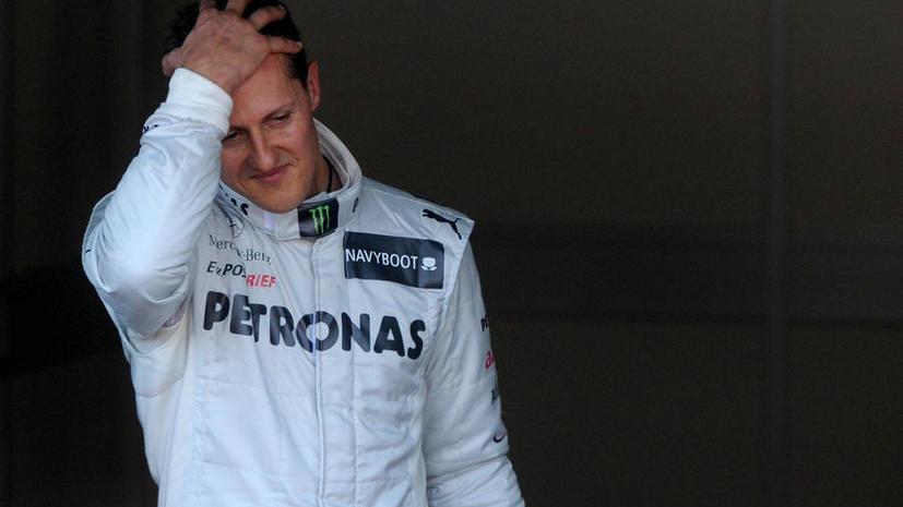 СМИ: Врачи допустили фатальные ошибки в первые часы после падения Шумахера
