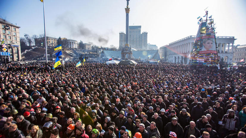 Онлайн-хроника событий на Украине
