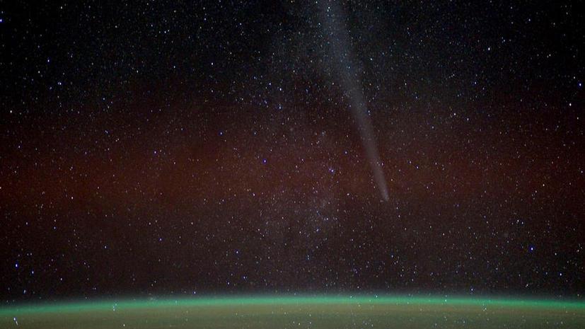 Великая комета Рождества осветит небо в новом году