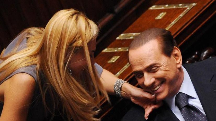 Гомосексуальное гетто: неосторожный комментарий итальянского замминистра стоил ей поста
