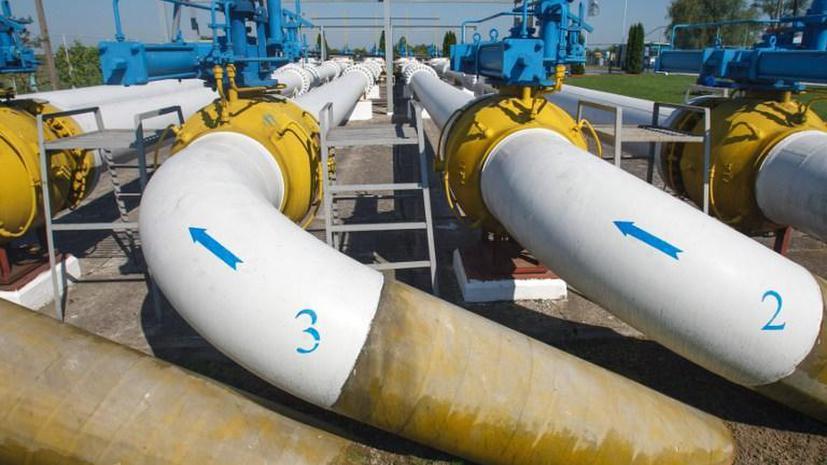«Газпром» перевёл «Нафтогаз Украины» на предоплату