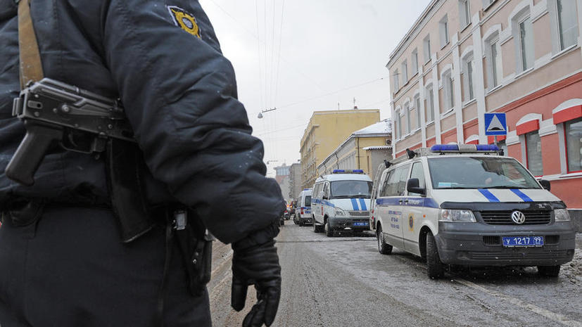 Налётчики похитили из инкассаторской машины в Петербурге около 140 млн рублей