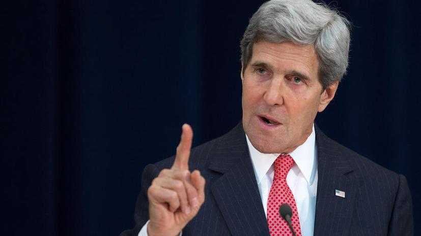Джон Керри: США согласовали с Афганистаном договор о сотрудничестве в сфере безопасности