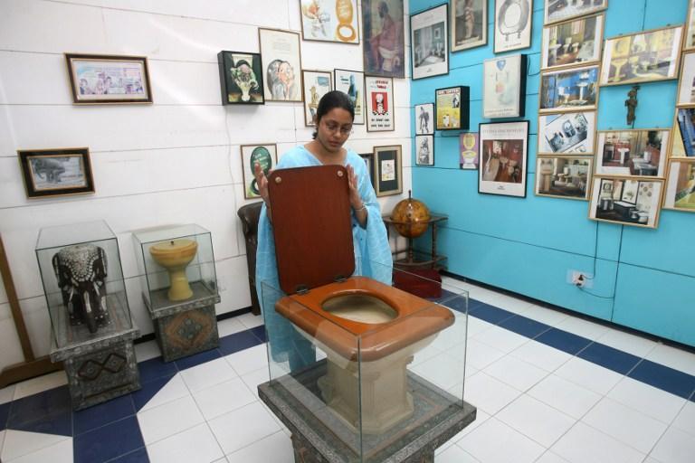 В Индии каждый жених обязан построить невесте туалет