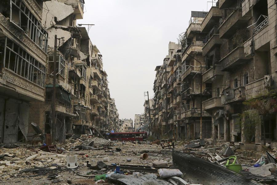 Командование ВВС США признало факт гибели гражданских лиц в результате авиаударов в Сирии