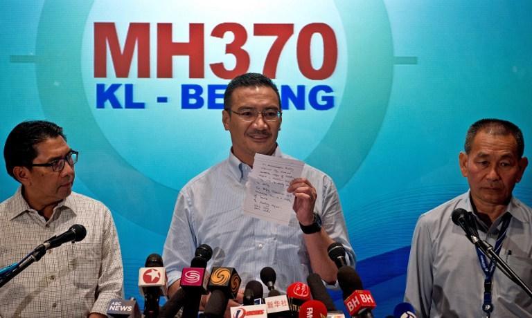 Китайский спутник, возможно, обнаружил обломок пропавшего малайзийского Boeing 777