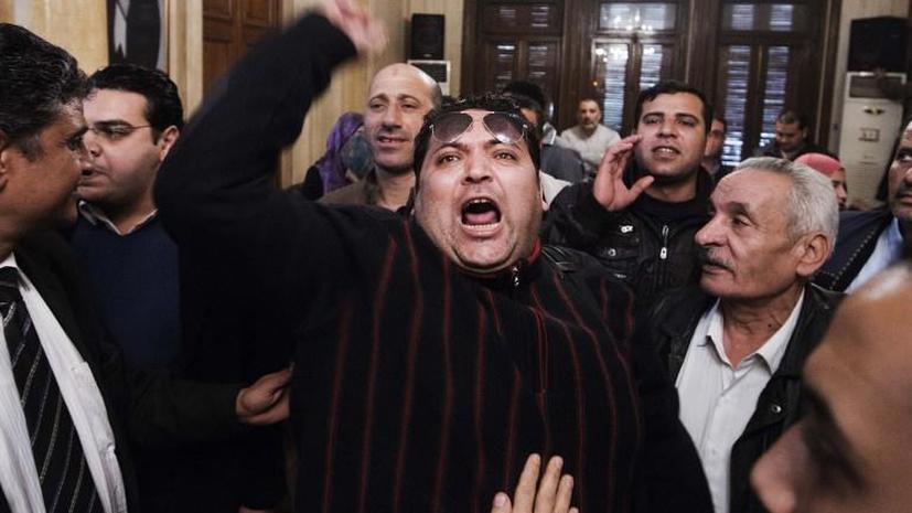В Египте вновь отложены парламентские выборы