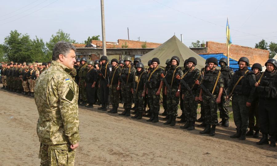 Сегодня истекает срок перемирия на Украине