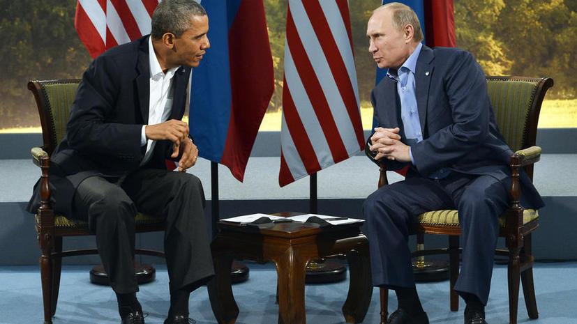 Президенты России и США договорились о сотрудничестве между спецслужбами по вопросу об Эдварде Сноудене