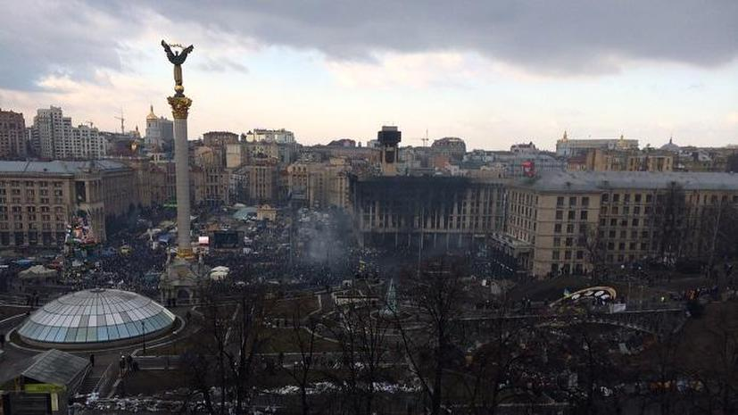 Алексей Ярошевский: Воспоминания о Майдане. Часть 2